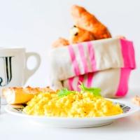 Des œufs brouillés parfaits