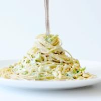 Creamy avocado pasta - Idées recettes !