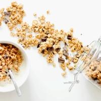 Granola aux pépites de chocolat - Façon Kellogg's Extra© - Battlefood #37