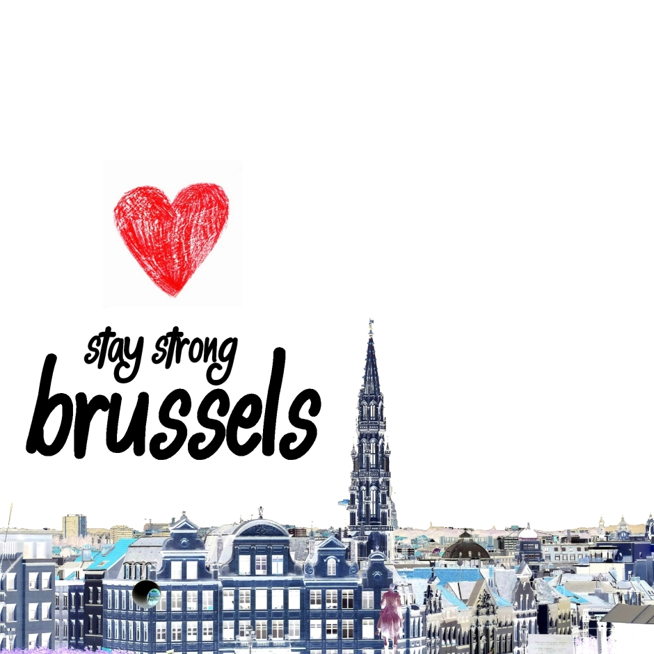 stay strong bruxelles