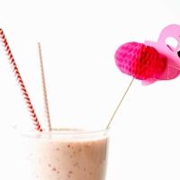 Smoothie - Prune, banane & lait d'amande
