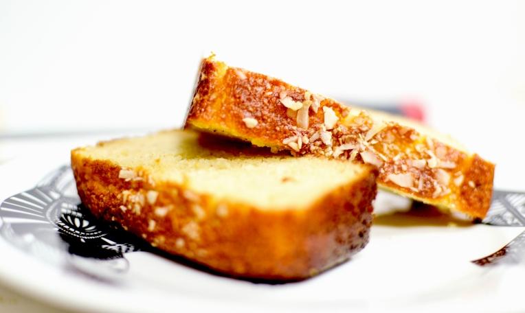 cake ricotta amandes 2