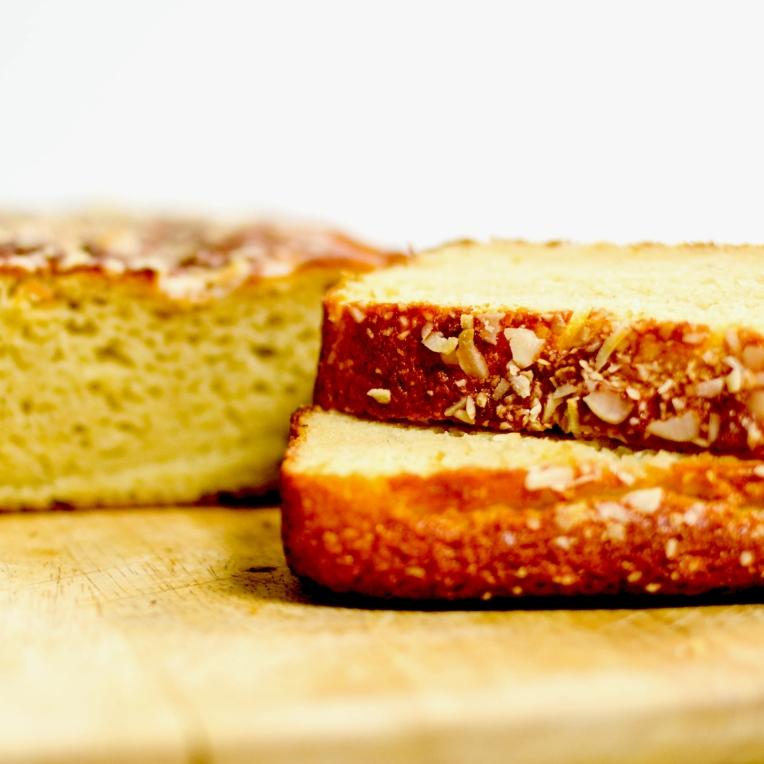 cake ricotta amandes 3