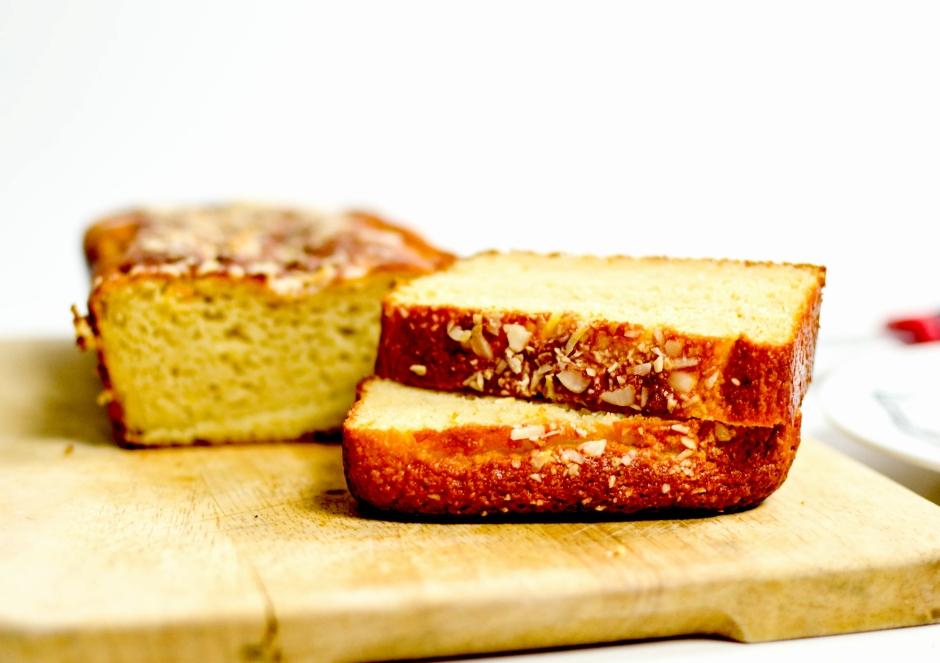 cake ricotta amandes 4