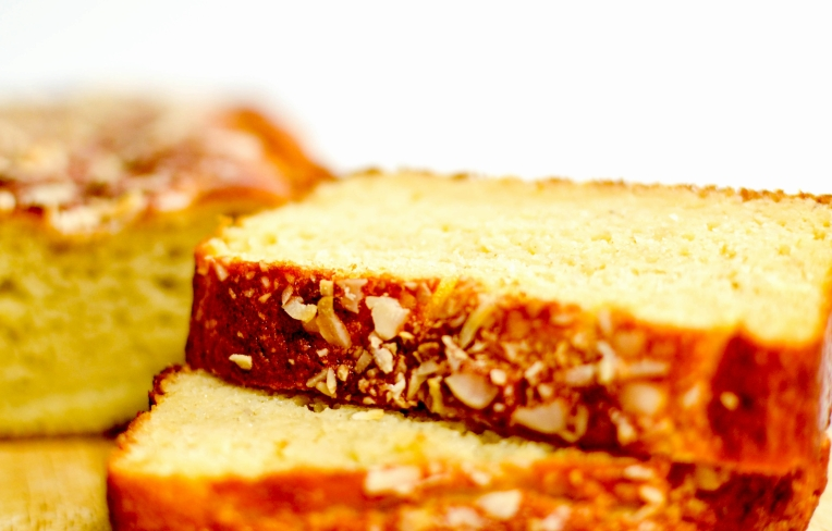 cake ricotta amandes 5