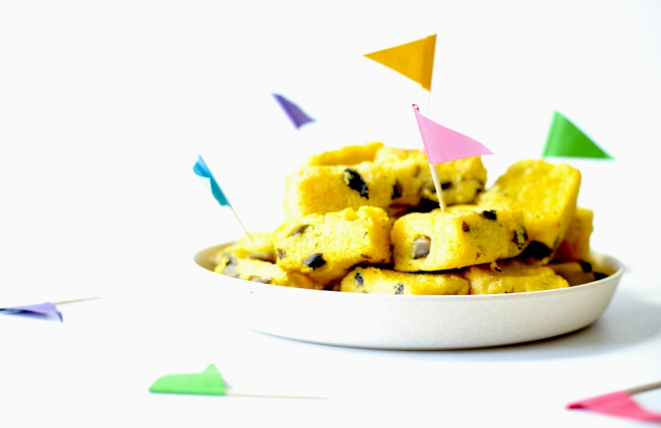 polenta champignons 4