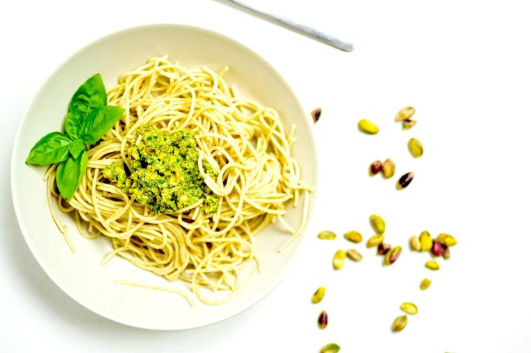 pesto pistaches basilic 1