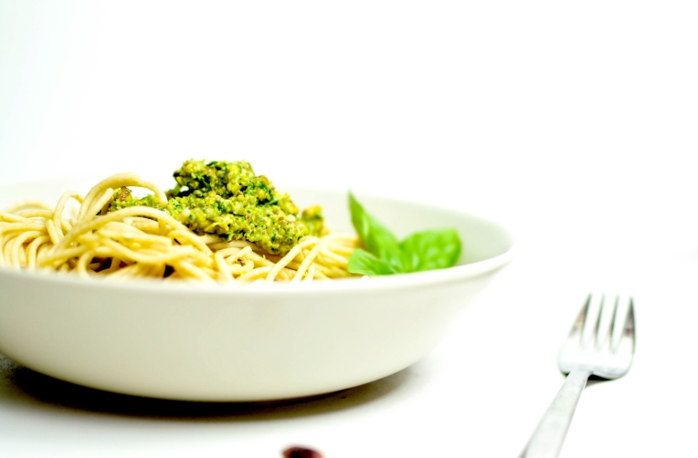 pesto pistaches basilic 5