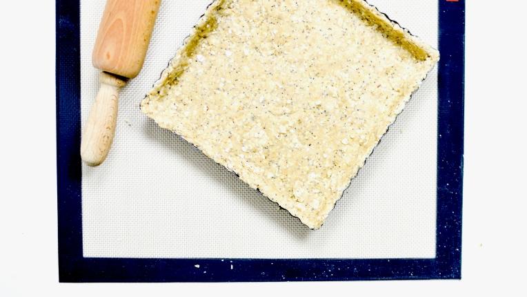 tarte asperges chèvre basilic 7