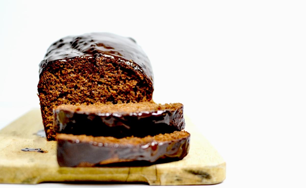 Cake au chocolat de Pâques