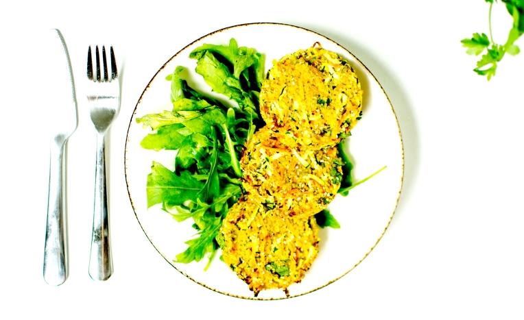 galette de légumes quinoa 2