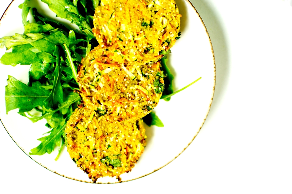 galette de légumes quinoa 3