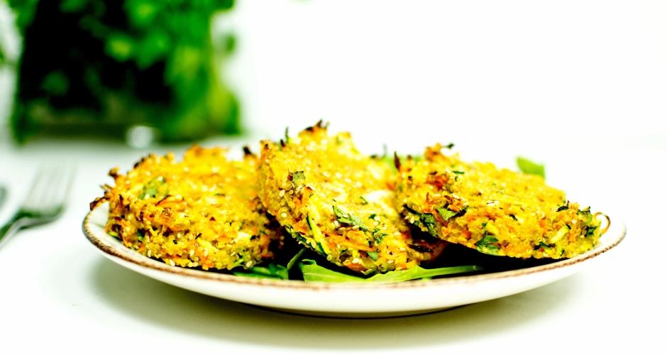 galette de légumes quinoa 4