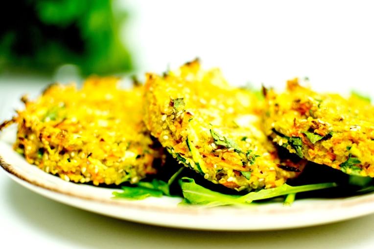 galette de légumes quinoa 5