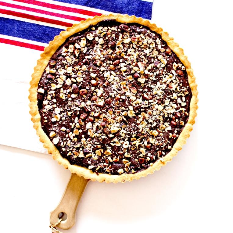 tarte chocolat 1