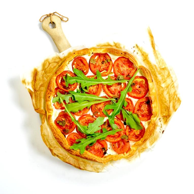 tarte tomates ricotta 2