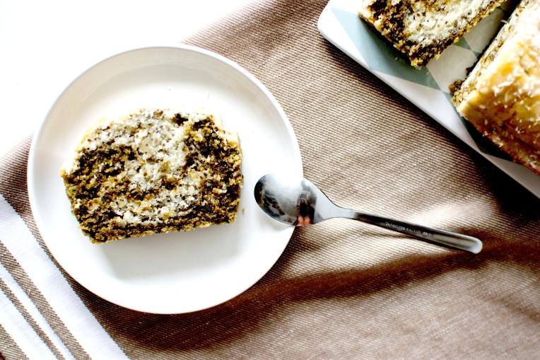 cake coco matcha 1