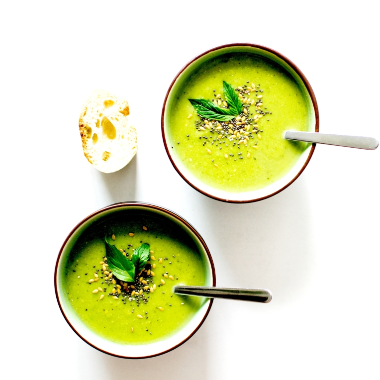 soupe foide petits pois 2