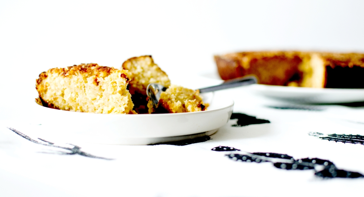 L'Incroyable moelleux - Noix de coco & Sucre roux - Sans gluten