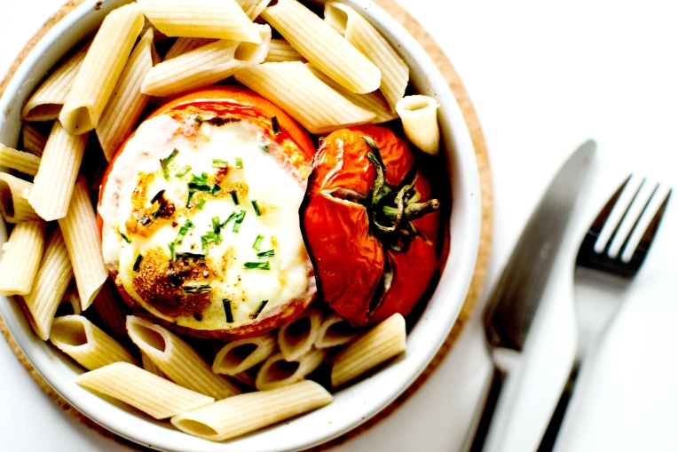 oeuf cocotte tomate 4