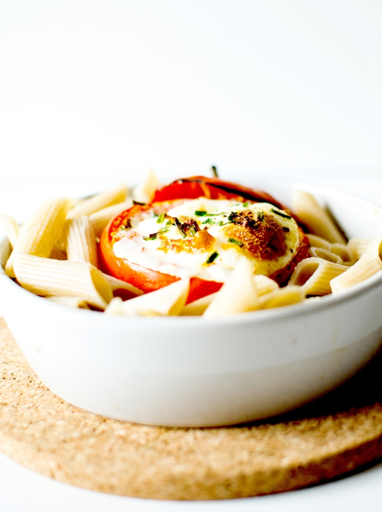 oeuf cocotte tomate 5