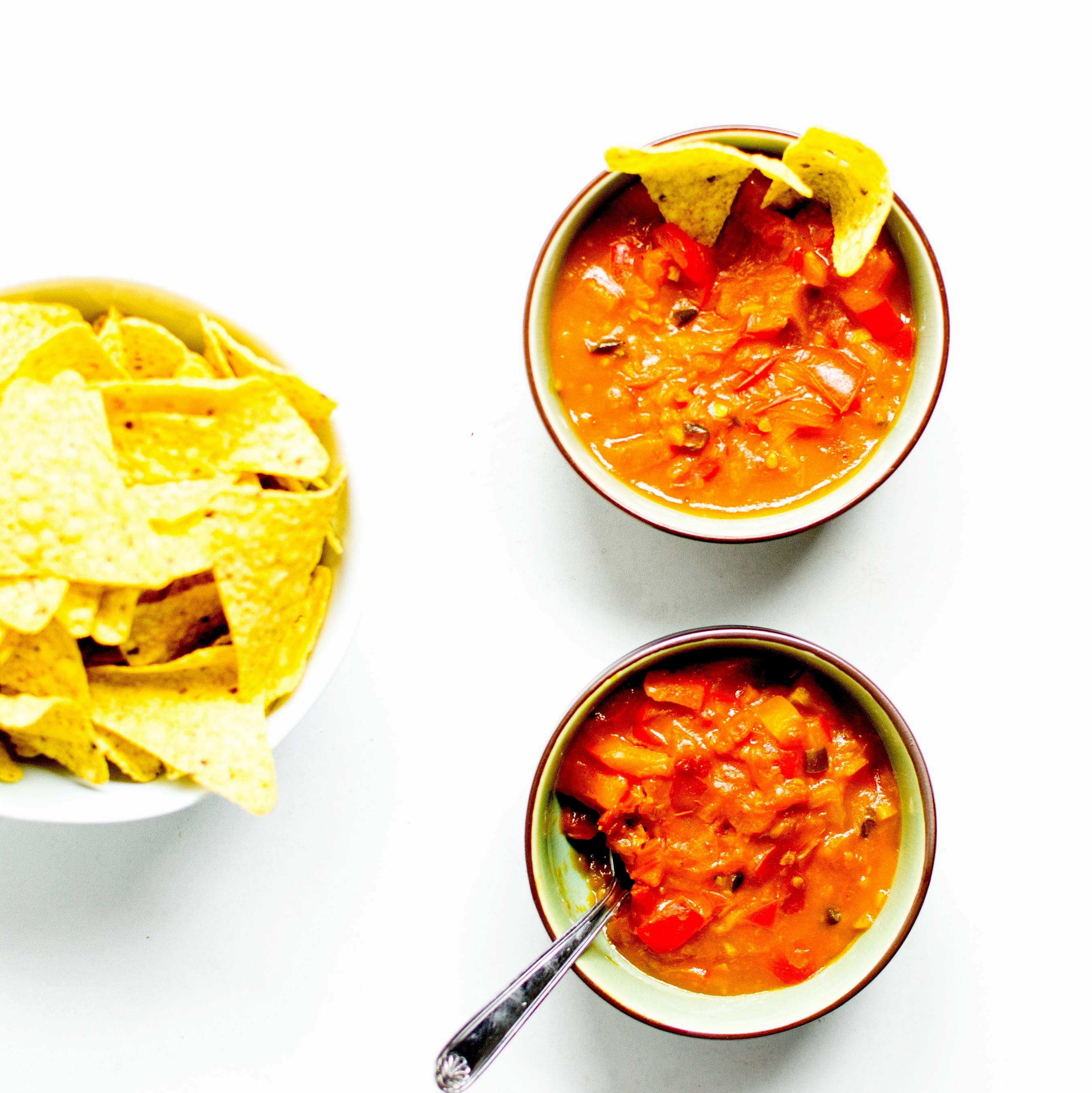 sauce salsa 1