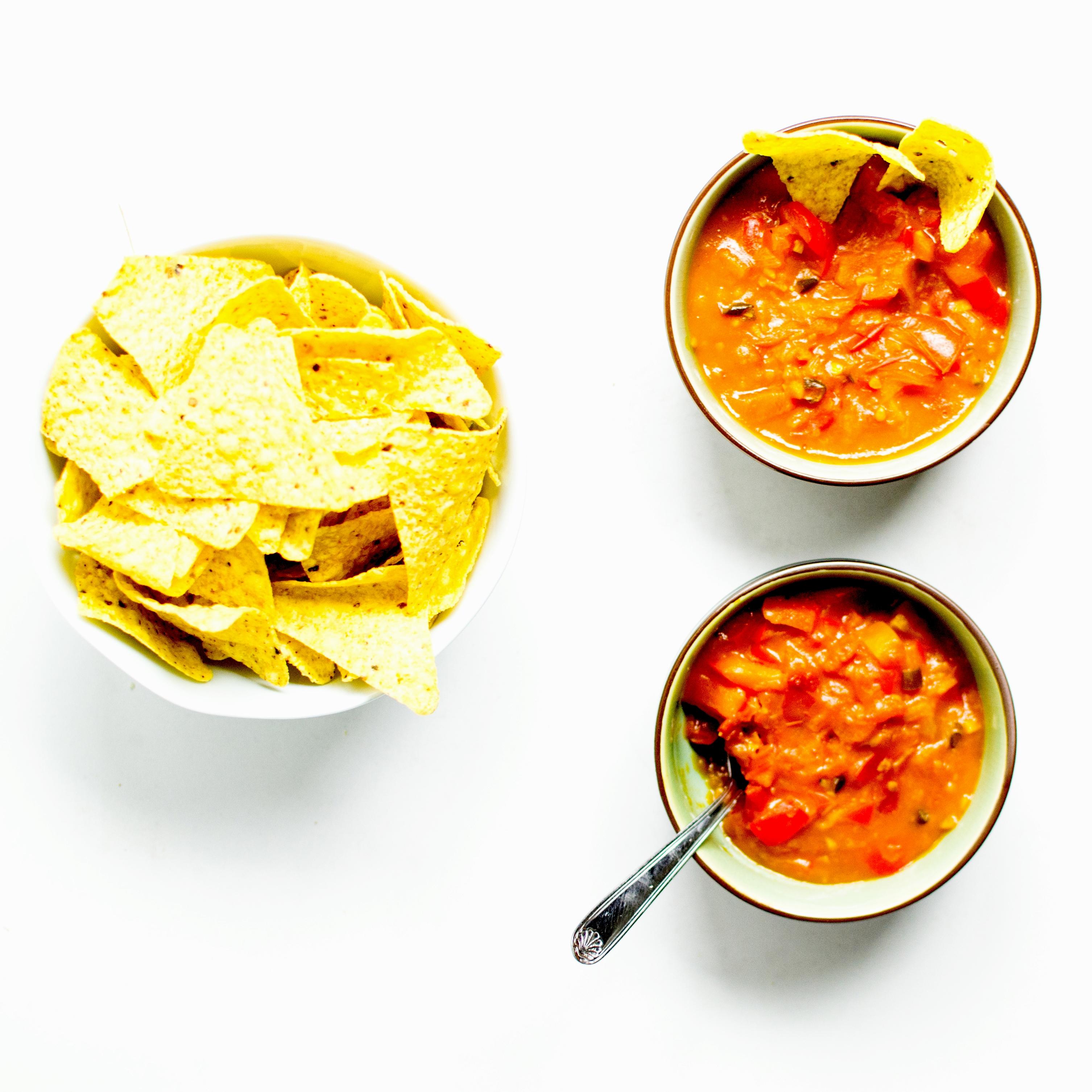 sauce salsa 3