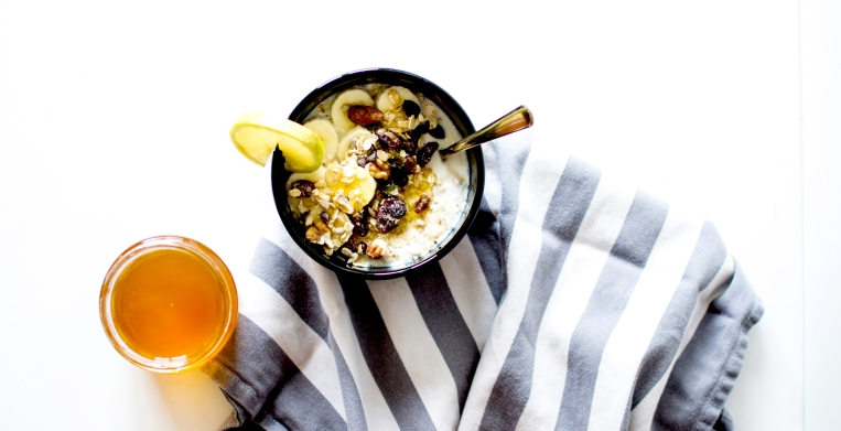 porridge citron bambou et miel 2