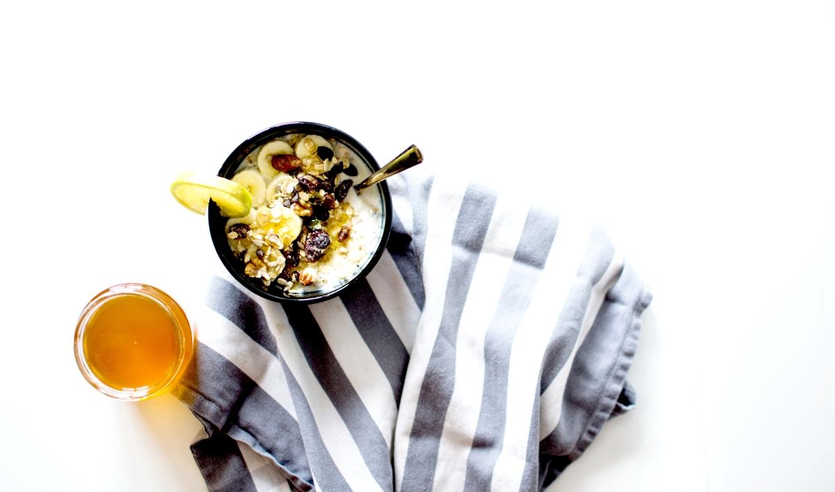 Porridge revitalisant - Baobab, Miel & Citron
