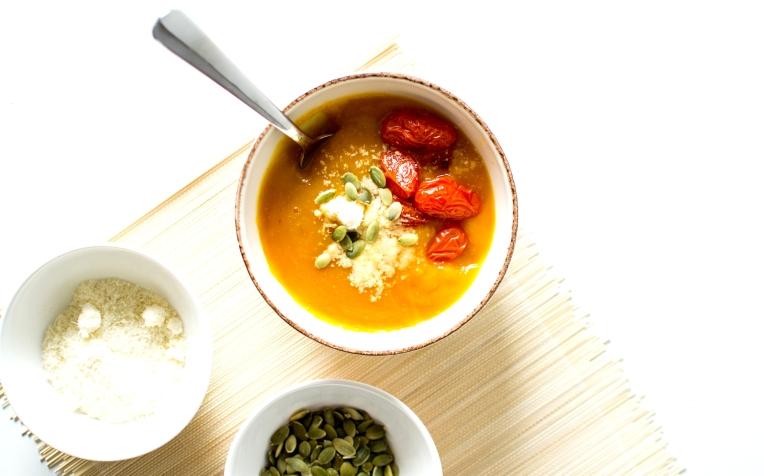 velouté butternut tomates 2