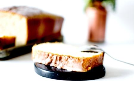 cake rose fromage blanc 5
