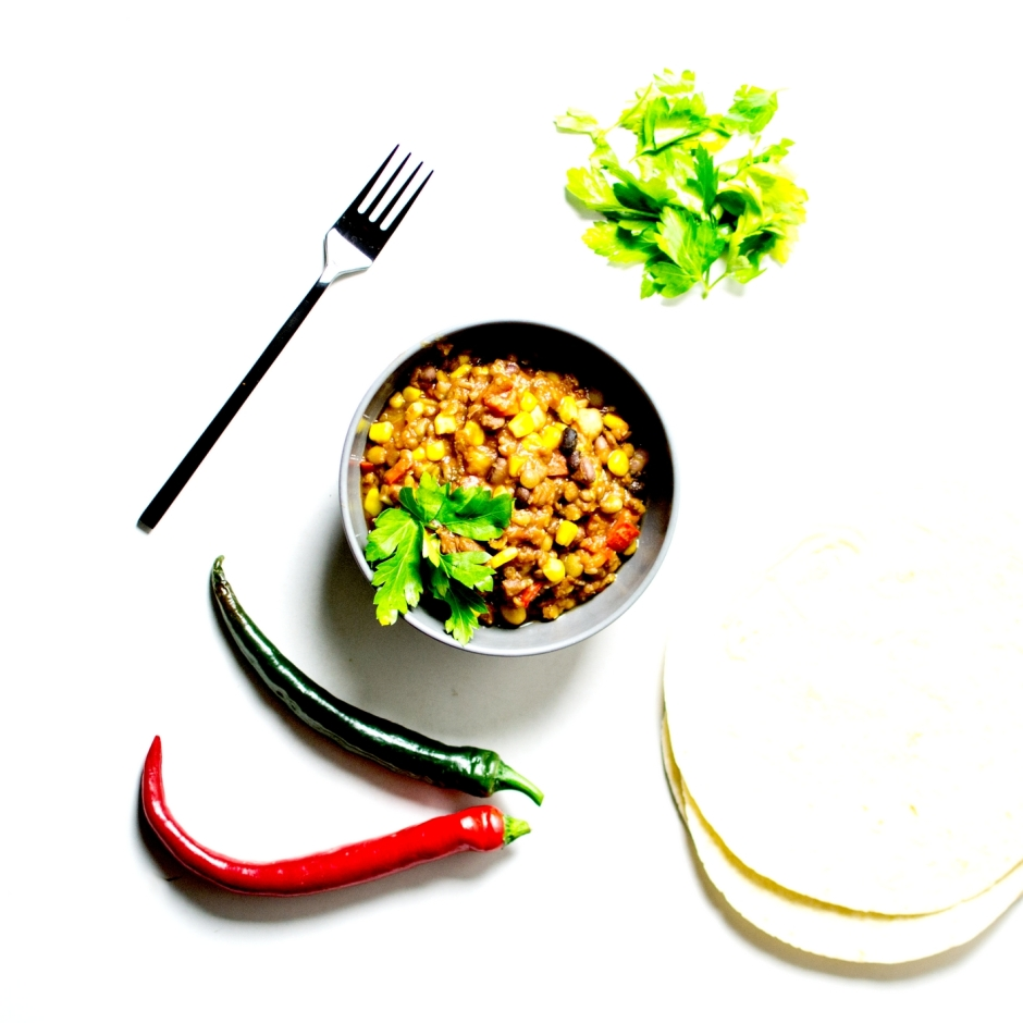 chilli végétarien 4