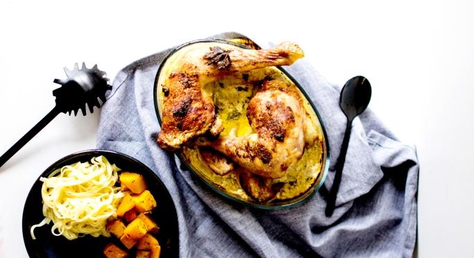 poulet à la moutarde 1