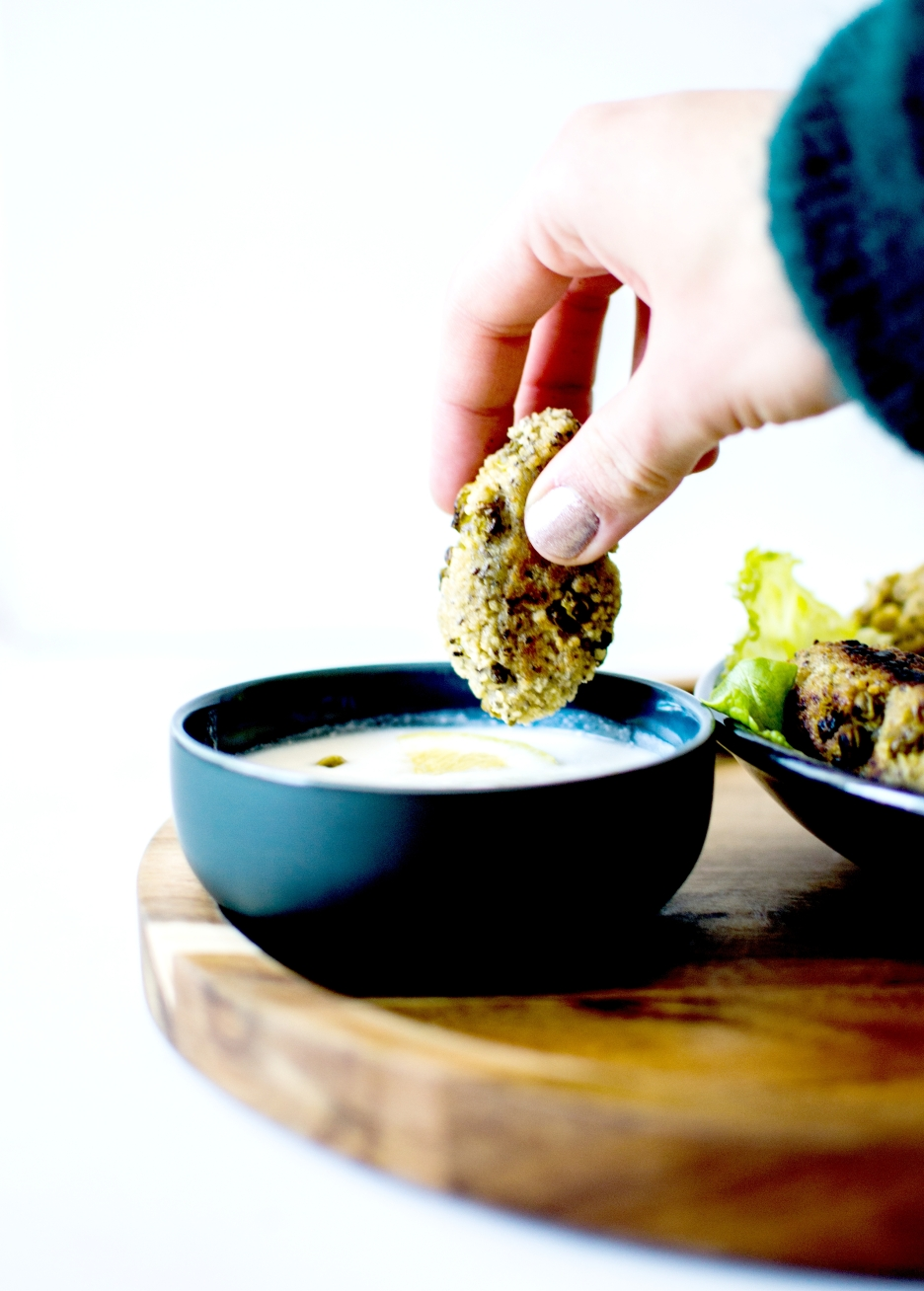 kebbeh végétariens semoule 10