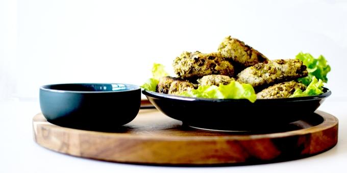 kebbeh végétariens semoule 3