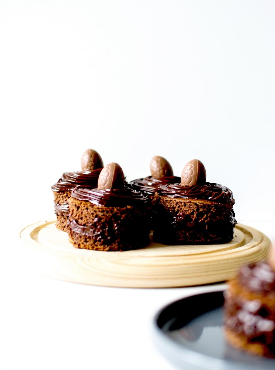 mini layer cake chocolat 5