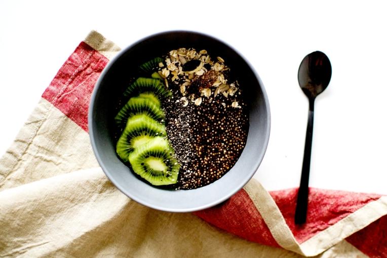 porridge quinoa chocolat 1