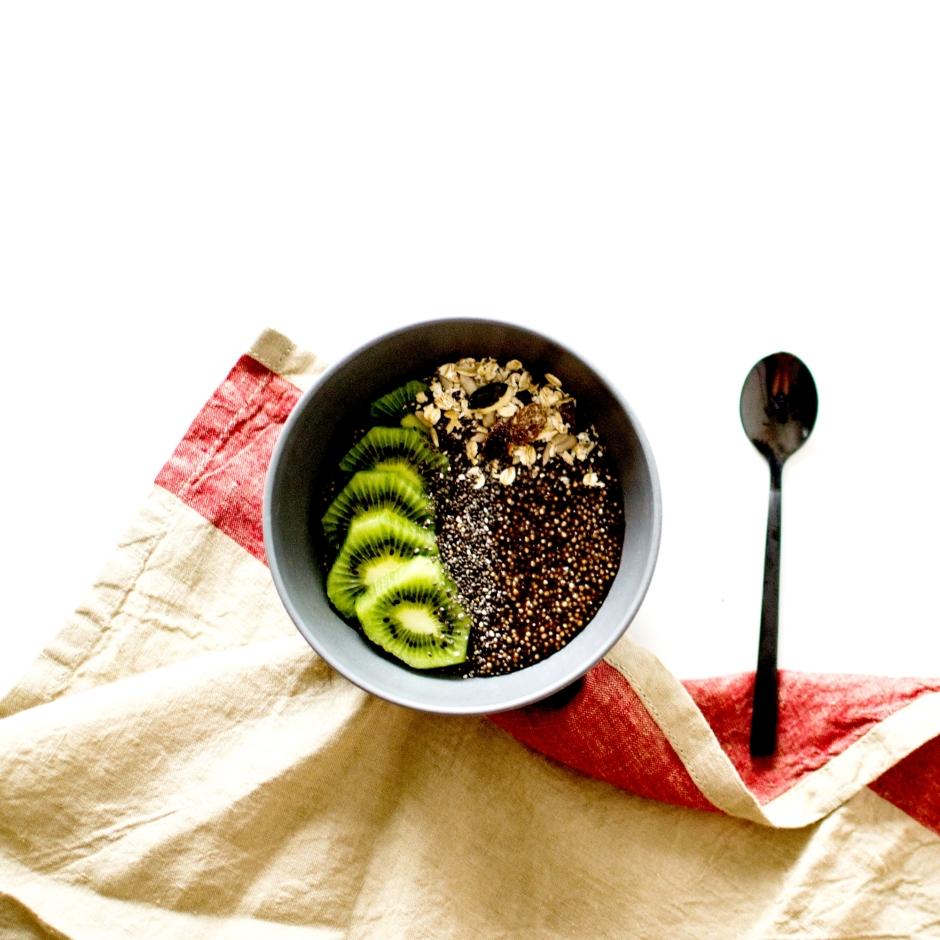 porridge quinoa chocolat 4