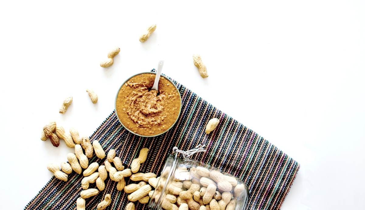 """Beurre de Cacahuètes """"Crunchy"""" - Home made"""