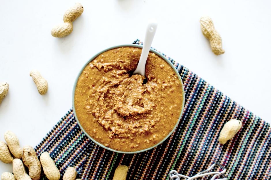 beurre de cacahuète recette maison 5