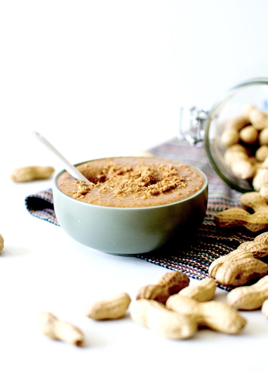 beurre de cacahuète recette maison 7