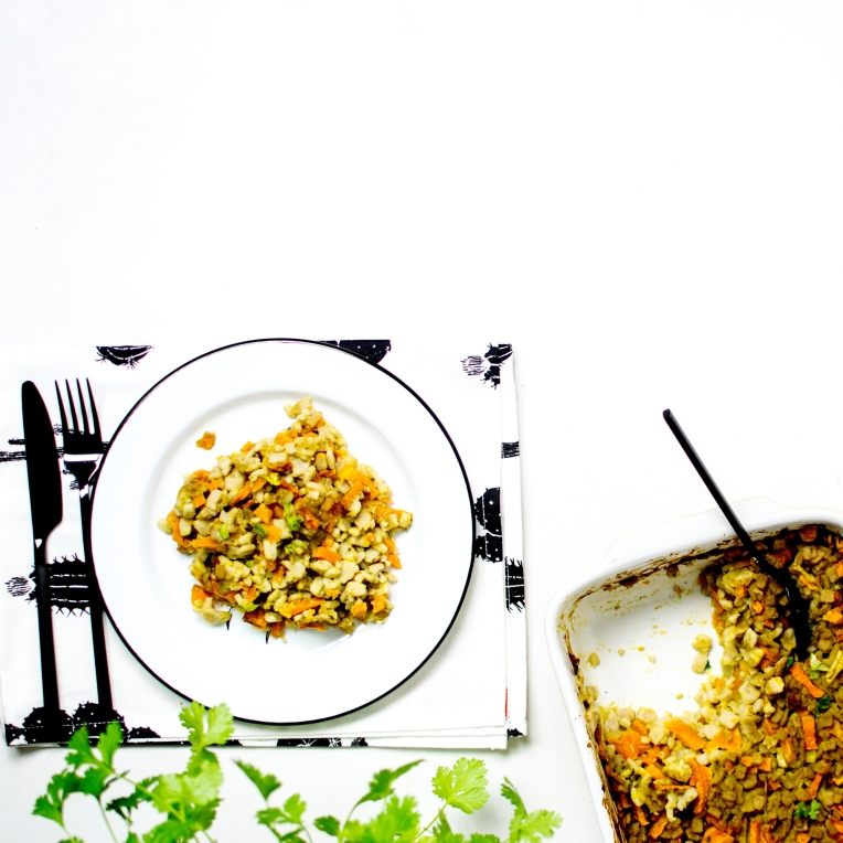 gratin crozets patates douces 1