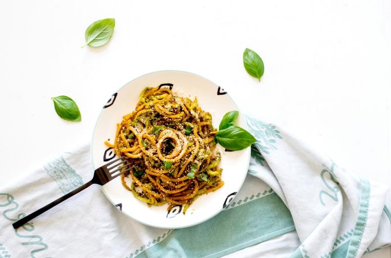 spaghetti patate douce 2
