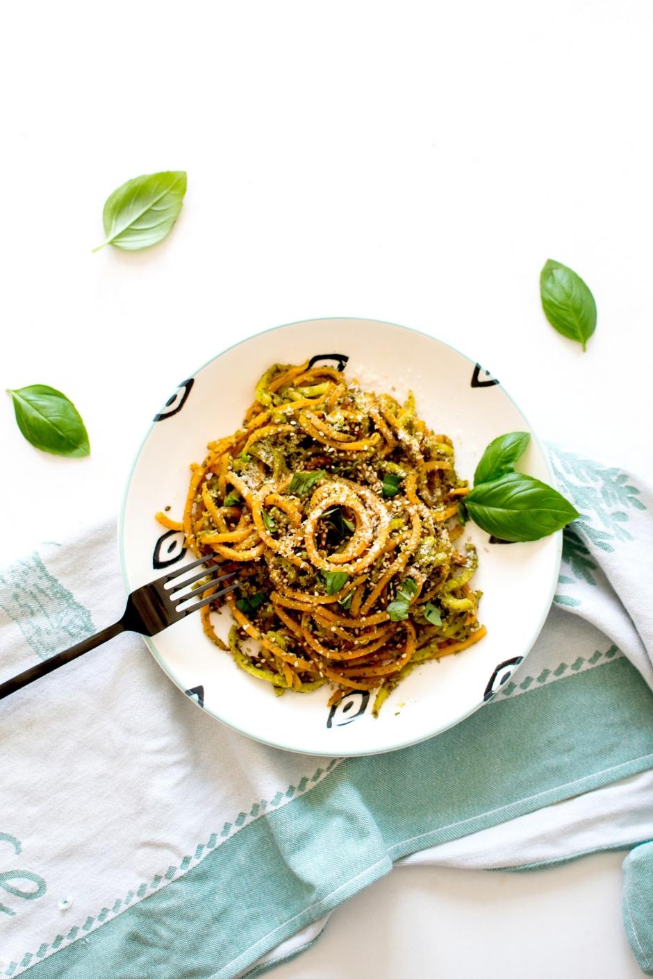 spaghetti patate douce 3