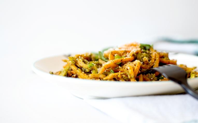 spaghetti patate douce 5