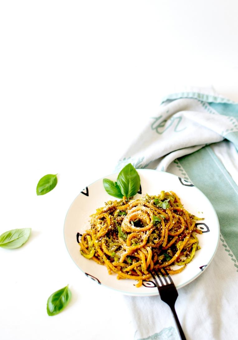 spaghetti patate douce 6