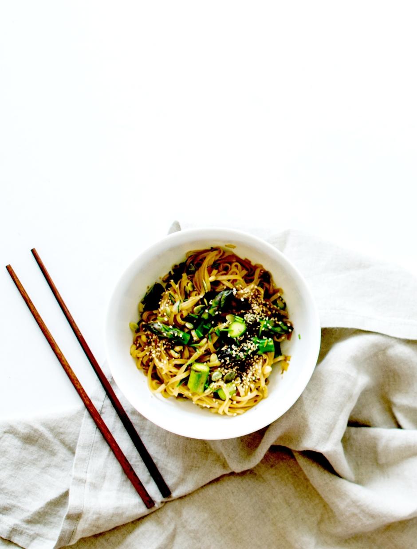 wok aux asperges 4