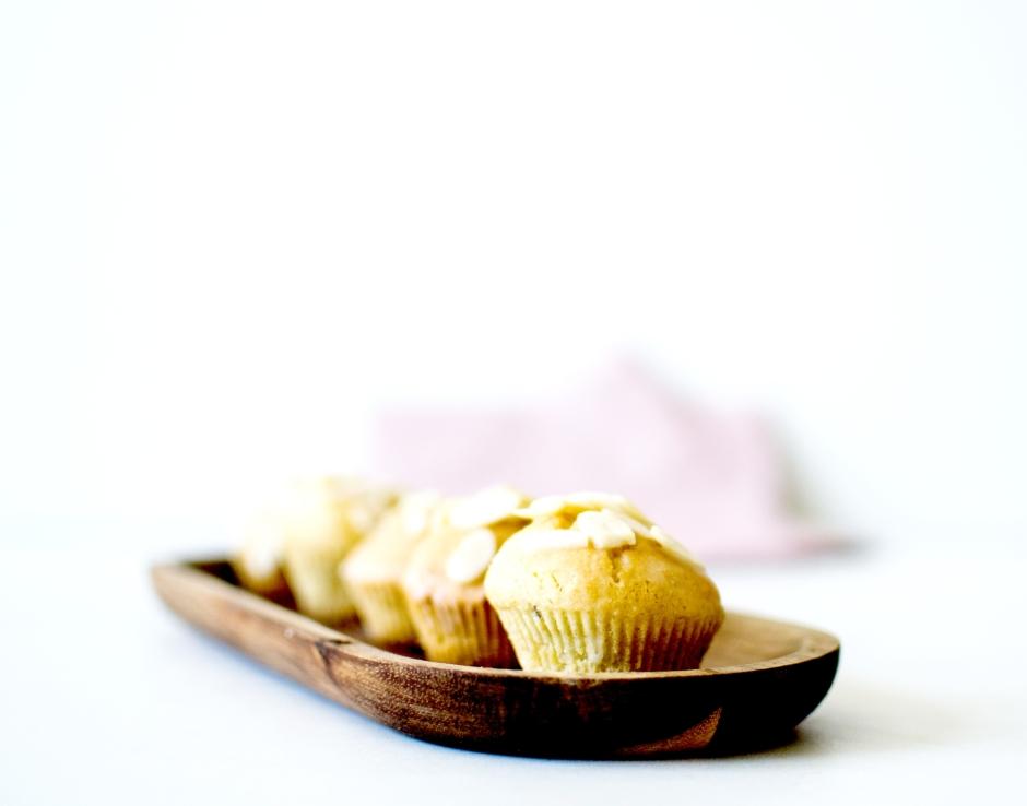 cupcakes amande rose 2