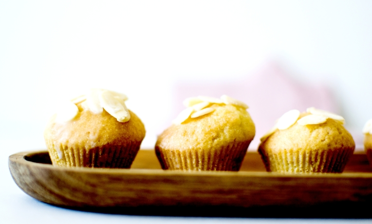 cupcakes amande rose 4