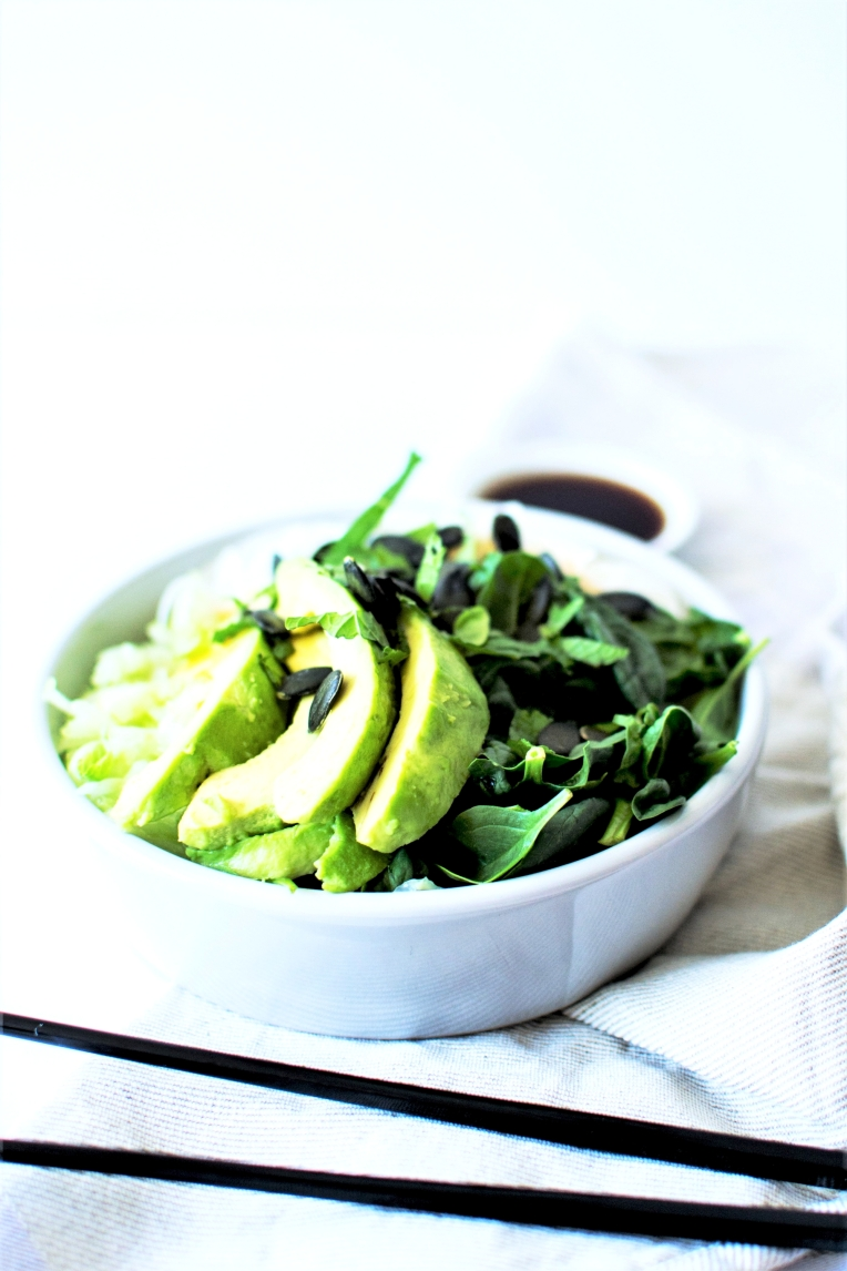 green bowl bo bun veggie 4